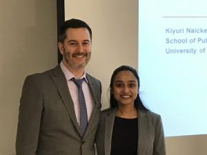 Kiyuri Naicker, PhD